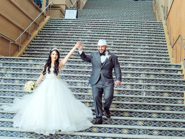 Maggie and Omer's Wedding in Kansas City, Missouri 13