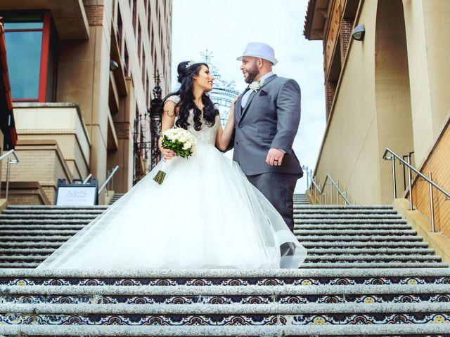 Maggie and Omer's Wedding in Kansas City, Missouri 14