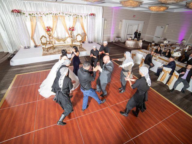 Maggie and Omer's Wedding in Kansas City, Missouri 26