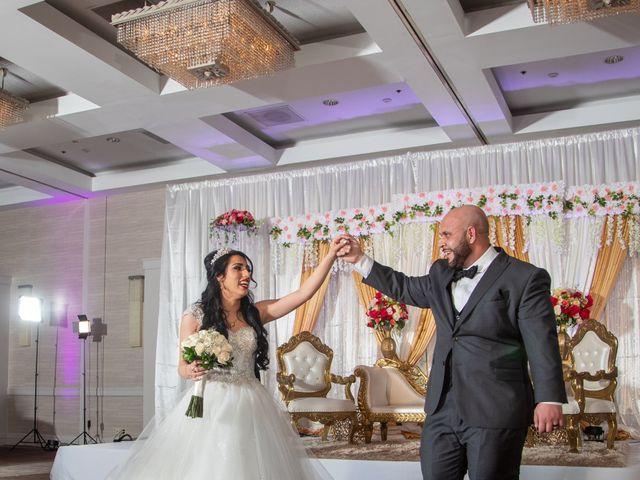 Maggie and Omer's Wedding in Kansas City, Missouri 29