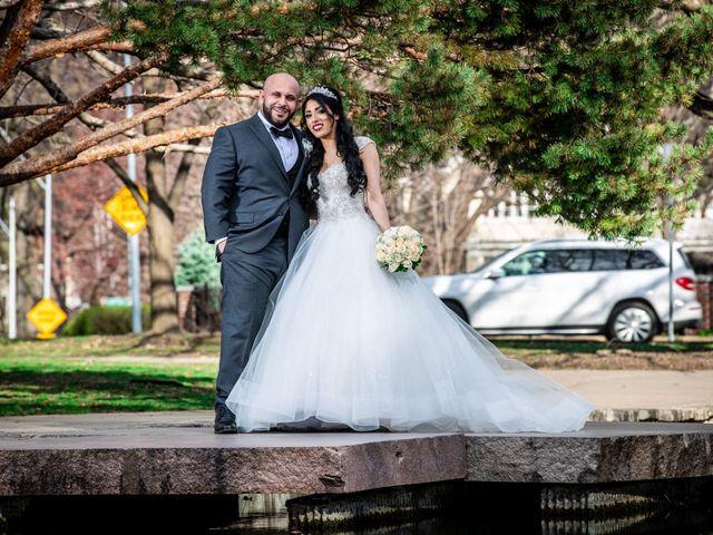Maggie and Omer's Wedding in Kansas City, Missouri 38