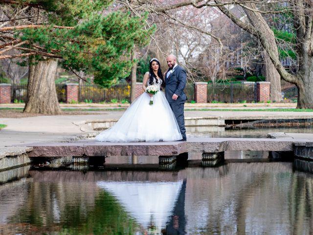 Maggie and Omer's Wedding in Kansas City, Missouri 39