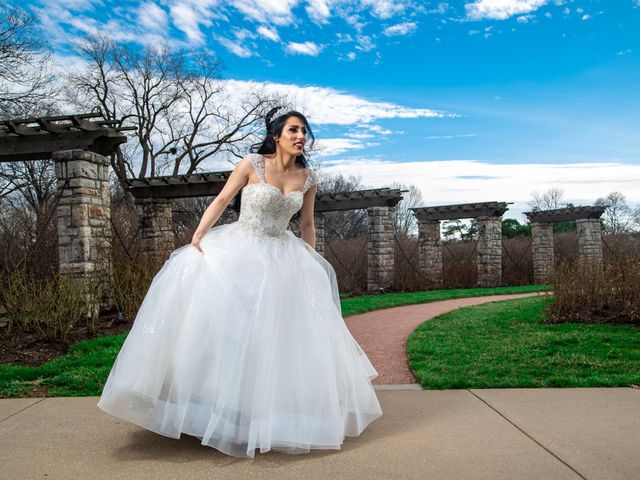 Maggie and Omer's Wedding in Kansas City, Missouri 40