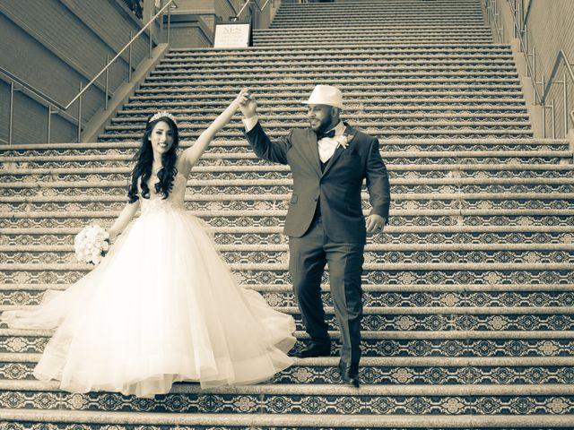 Maggie and Omer's Wedding in Kansas City, Missouri 41