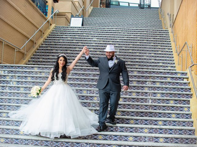 Maggie and Omer's Wedding in Kansas City, Missouri 42