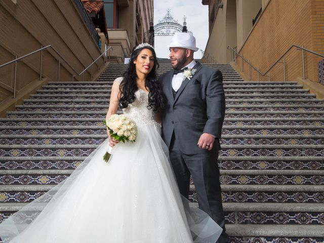 Maggie and Omer's Wedding in Kansas City, Missouri 43
