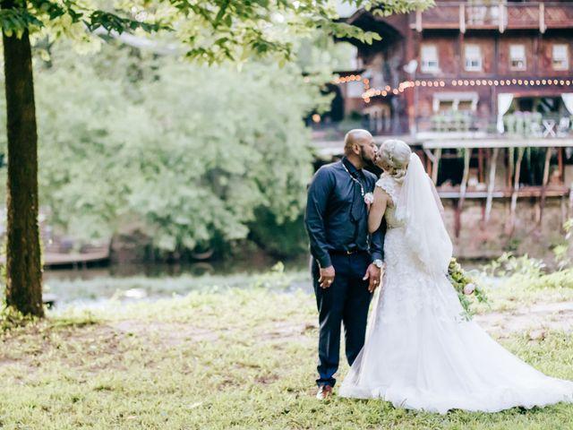 The wedding of Lori and Cesar
