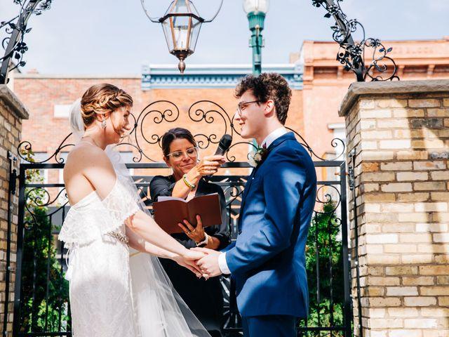Griffen and Jensen's Wedding in Burlington, Wisconsin 10