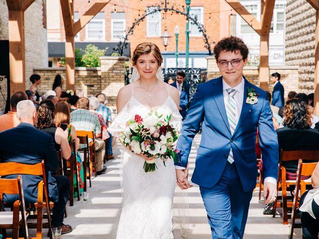 Griffen and Jensen's Wedding in Burlington, Wisconsin 13