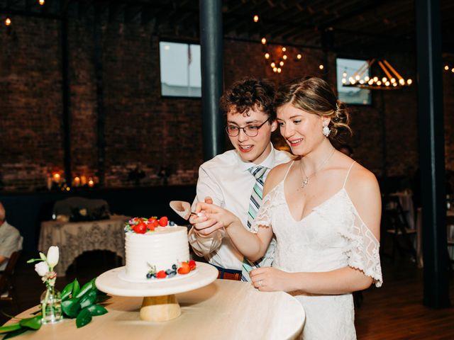 Griffen and Jensen's Wedding in Burlington, Wisconsin 16