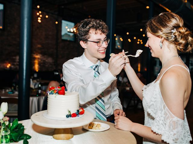 Griffen and Jensen's Wedding in Burlington, Wisconsin 17