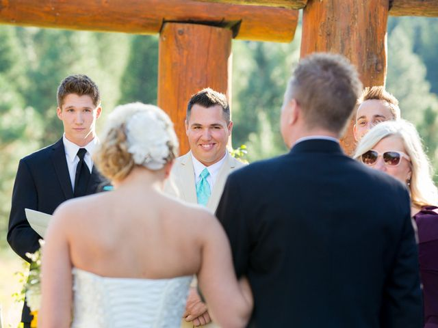 Kexshera and Kirk's Wedding in Leavenworth, Washington 8