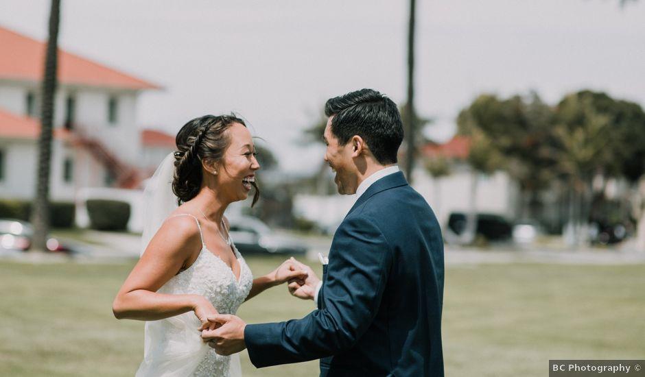 Jonathan and Erika's Wedding in San Pedro, California