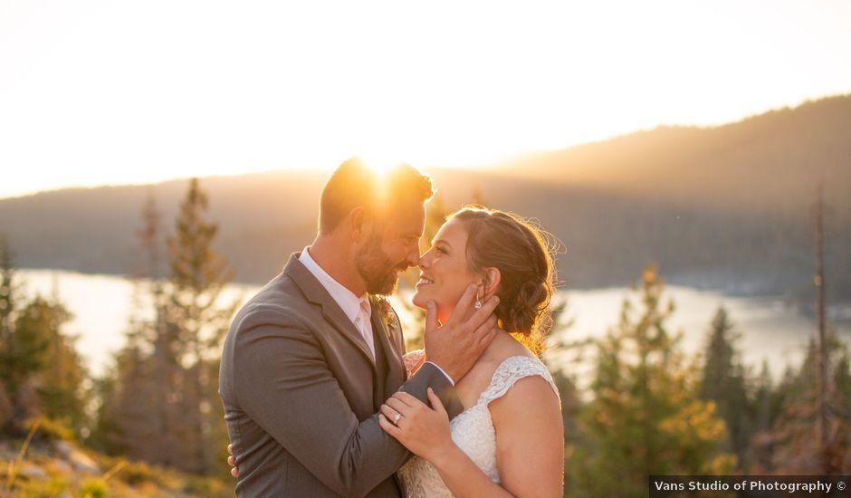 Adam and Kaitlin's Wedding in Lakeshore, California
