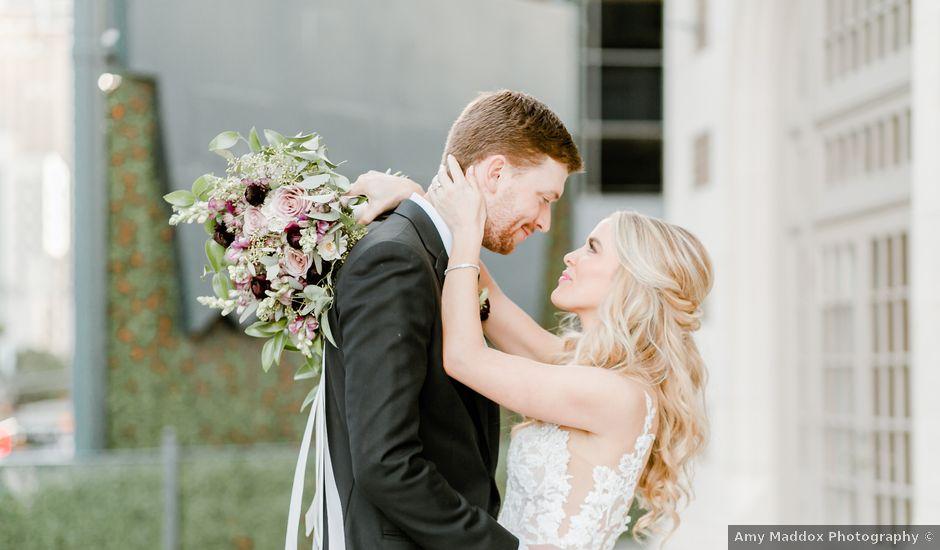 Weston and Liles's Wedding in Houston, Texas
