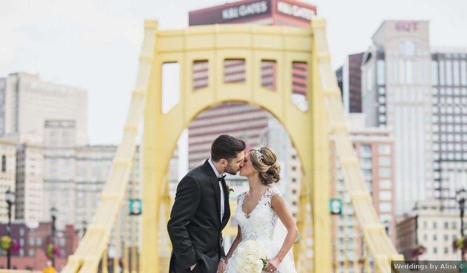 Alex and Daniela's Wedding in Pittsburgh, Pennsylvania