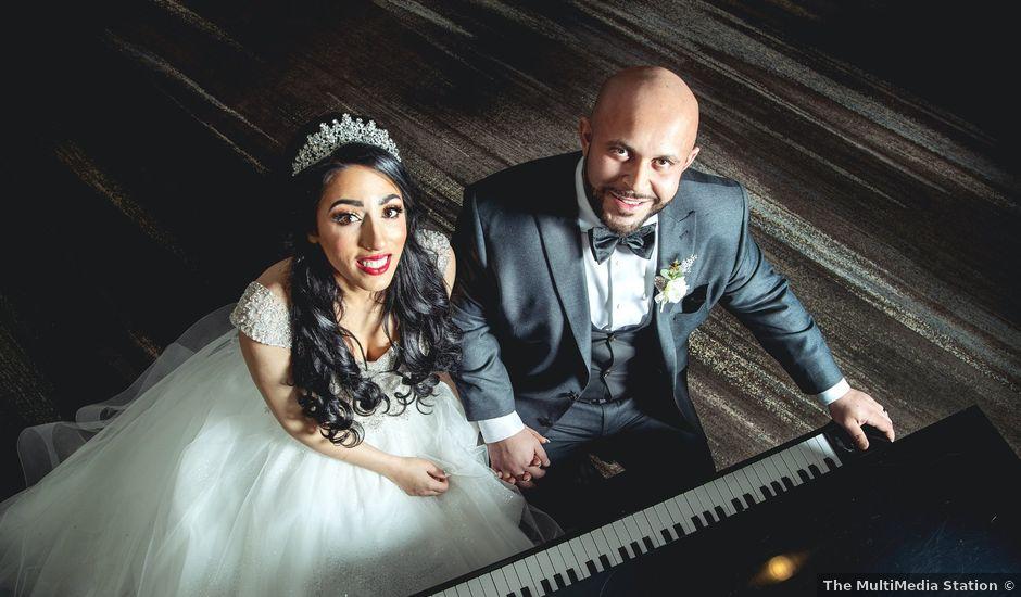 Maggie and Omer's Wedding in Kansas City, Missouri