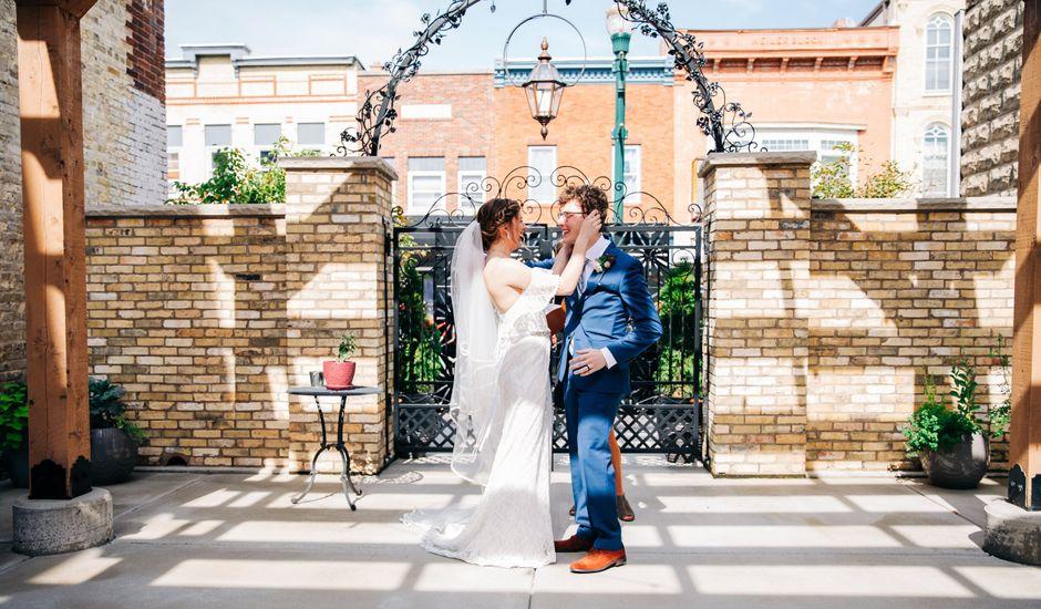 Griffen and Jensen's Wedding in Burlington, Wisconsin