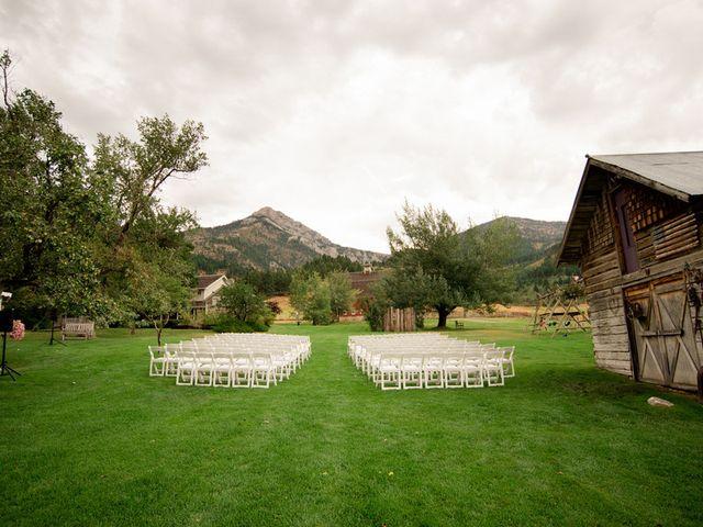 Carie and Chris's Wedding in Belgrade, Montana 7