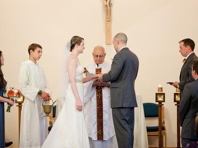 Caitlin and Ryan's Wedding in New Hope, Pennsylvania 8