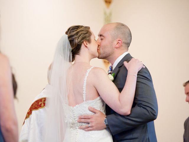Caitlin and Ryan's Wedding in New Hope, Pennsylvania 9