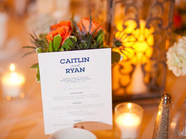 Caitlin and Ryan's Wedding in New Hope, Pennsylvania 25