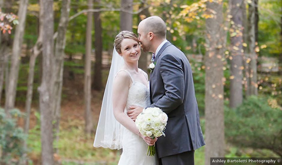 Caitlin and Ryan's Wedding in New Hope, Pennsylvania