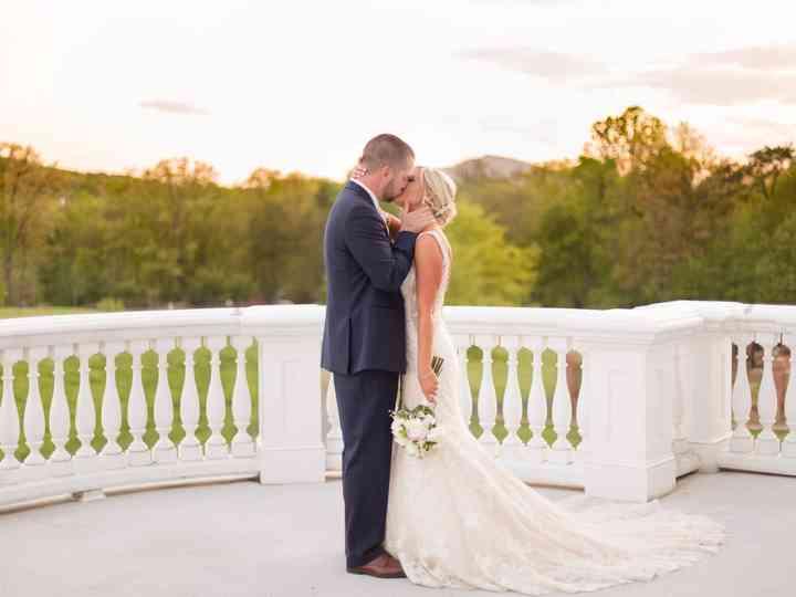 The wedding of Emily and Luke