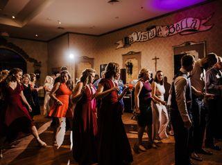 The wedding of Krischelle and Mitch 1