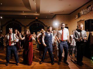 The wedding of Krischelle and Mitch 2