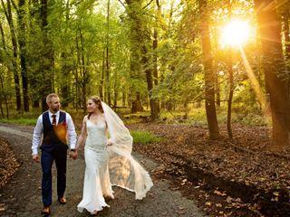 The wedding of Gabi and Phil