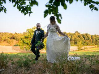 The wedding of Elena Sofia and Daniele