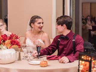 The wedding of Stephanie and Ryan 2