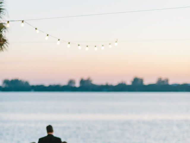 Matt and Annie's Wedding in Osprey, Florida 4