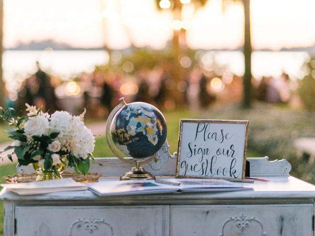 Matt and Annie's Wedding in Osprey, Florida 1