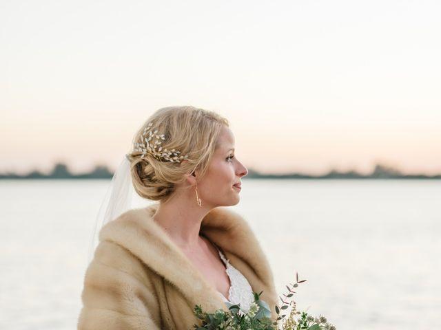 Matt and Annie's Wedding in Osprey, Florida 7