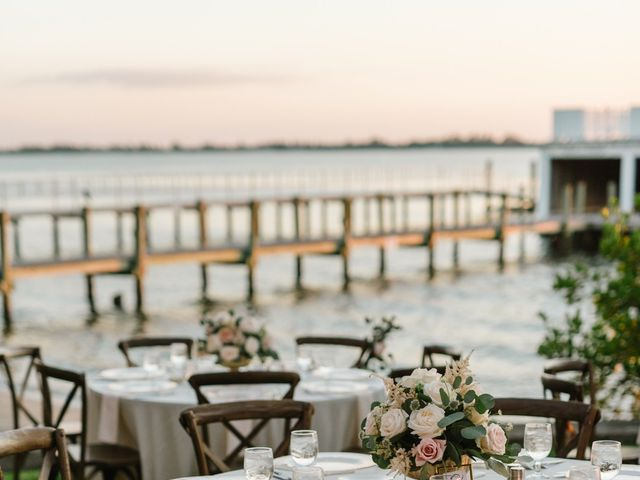 Matt and Annie's Wedding in Osprey, Florida 8