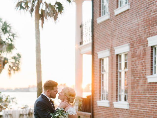 Matt and Annie's Wedding in Osprey, Florida 9