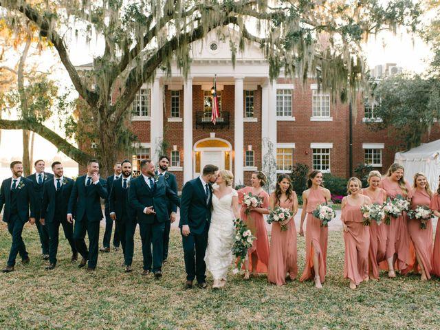 Matt and Annie's Wedding in Osprey, Florida 2
