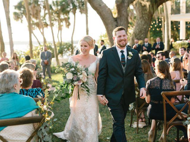Matt and Annie's Wedding in Osprey, Florida 11