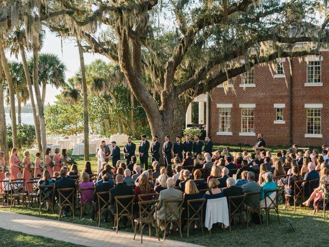 Matt and Annie's Wedding in Osprey, Florida 12
