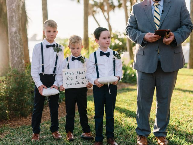Matt and Annie's Wedding in Osprey, Florida 15
