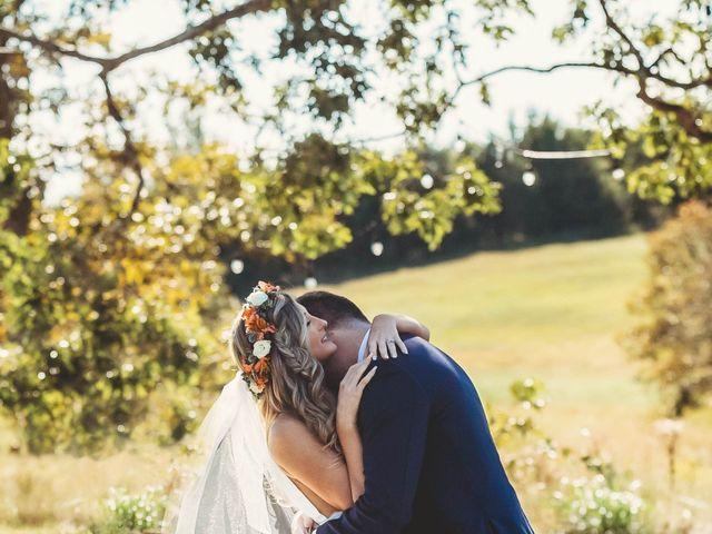 Lexi and Josh's Wedding in Damascus, Arkansas 10