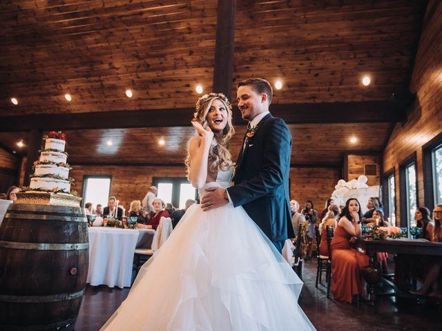 Lexi and Josh's Wedding in Damascus, Arkansas 11