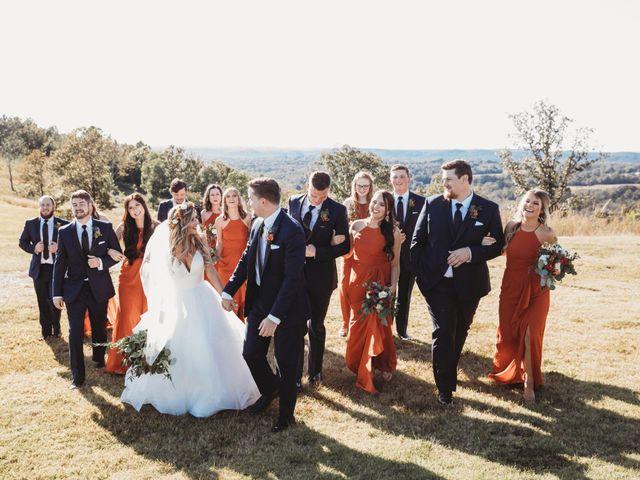 Lexi and Josh's Wedding in Damascus, Arkansas 1