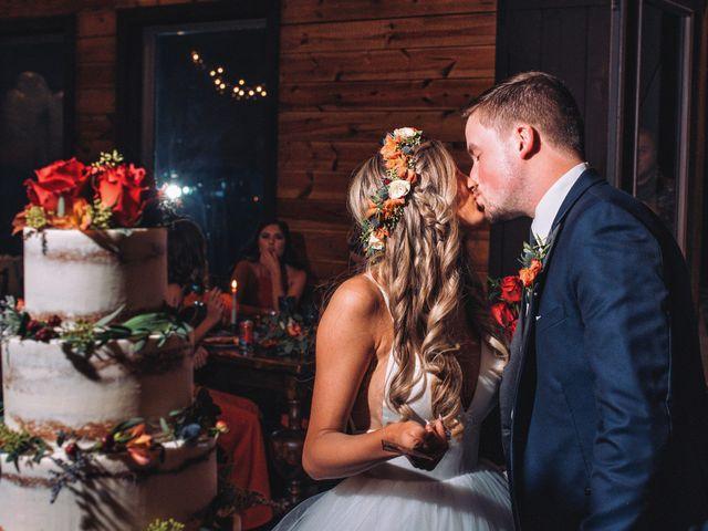 Lexi and Josh's Wedding in Damascus, Arkansas 18