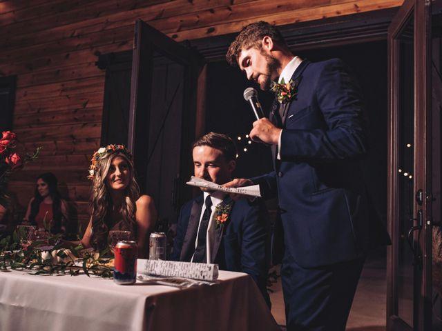 Lexi and Josh's Wedding in Damascus, Arkansas 19