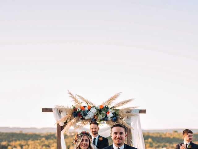 Lexi and Josh's Wedding in Damascus, Arkansas 20