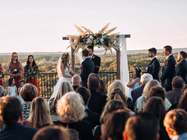 Lexi and Josh's Wedding in Damascus, Arkansas 22