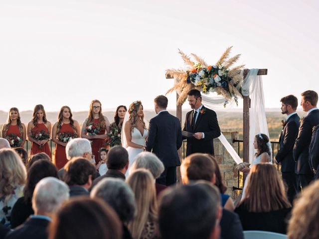 Lexi and Josh's Wedding in Damascus, Arkansas 24